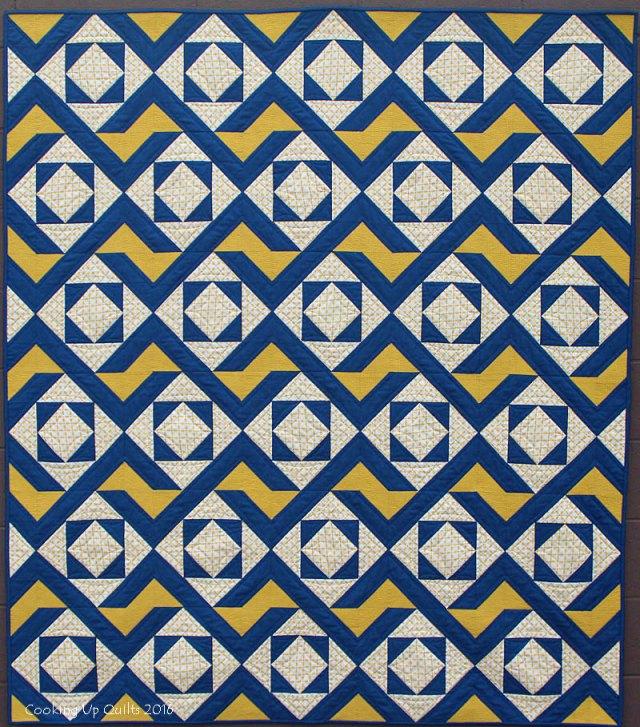 Oomph - Blue & Mustard Version