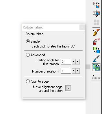 rotate fabric icon eq7