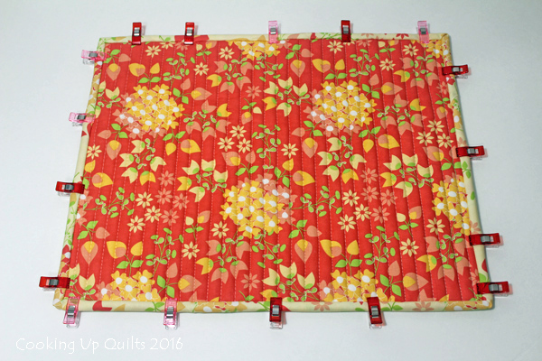 Sundrops Hot Pad
