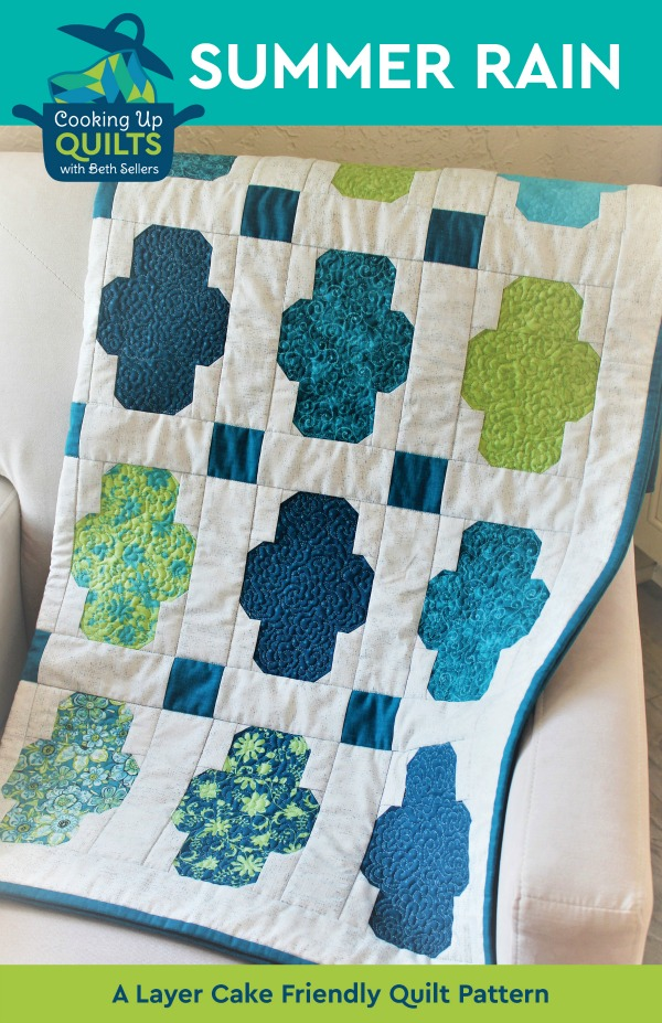 Summer Rain Quilt Pattern