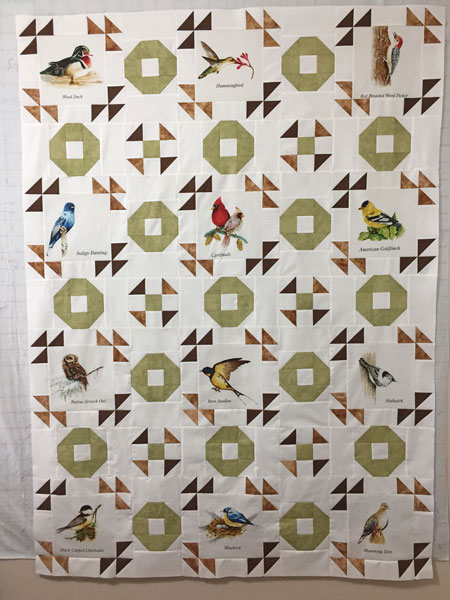 MCM #100 - New Year and 2018 New Quilt Bloggers Blog Hop