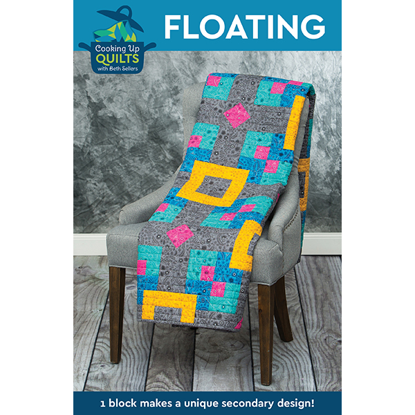 Floating PDF Quilt Pattern
