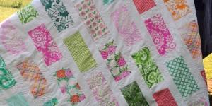 Garden Quilt - Finish