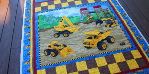 Quilting in the Playground