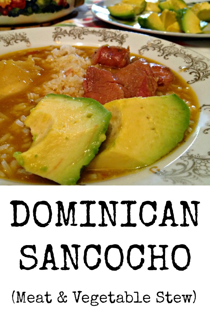 Dominican Sancocho Recipe Meat And Vegetable Stew