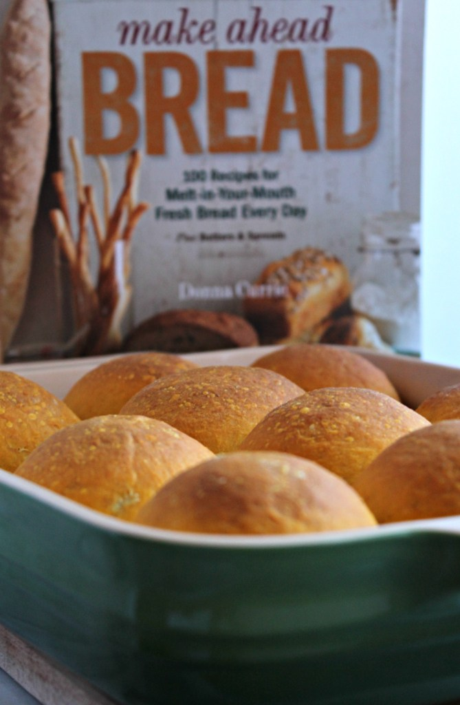 These fluffy Pumpkin Dinner Rolls will become your favorite during the holiday season!