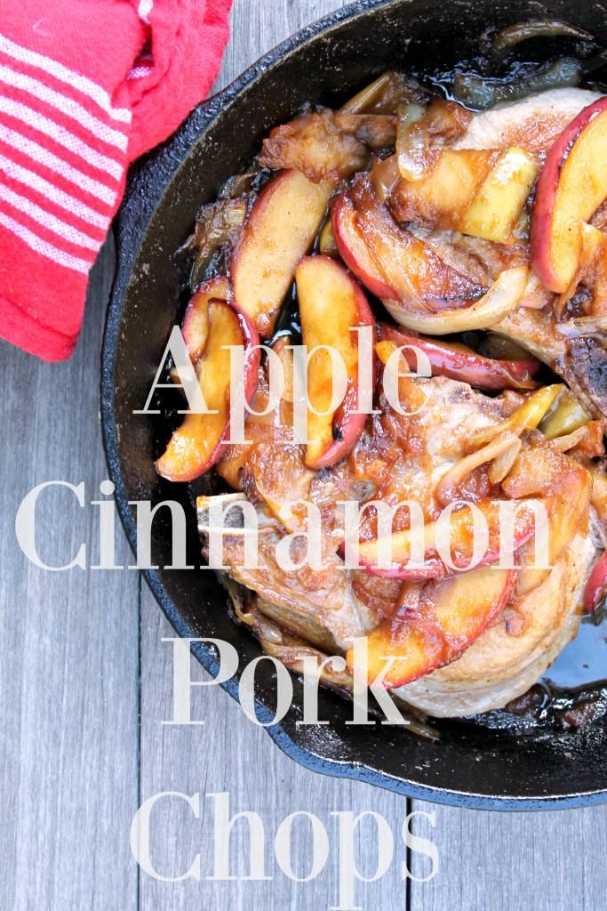 Apple Cinnamon Pork Chops 01