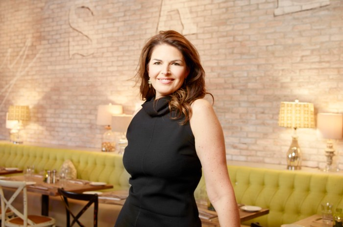 Elizabeth Blau, owner of the restaurant Honey Salt - one of the hidden gems in Las Vegas!