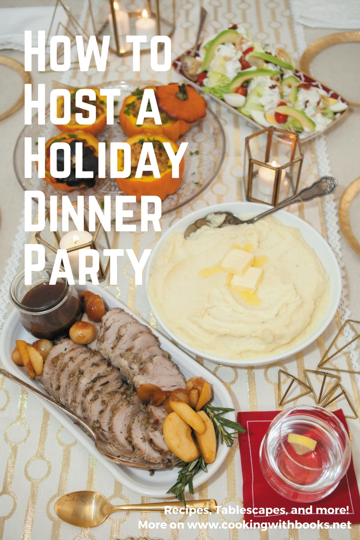 How To Host A Delicious Holiday Dinner Party