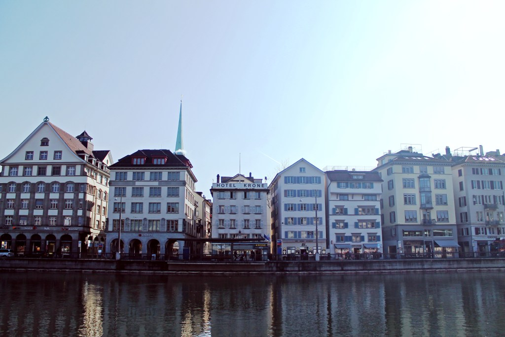 Foodie Guide to Zurich, Switzerland