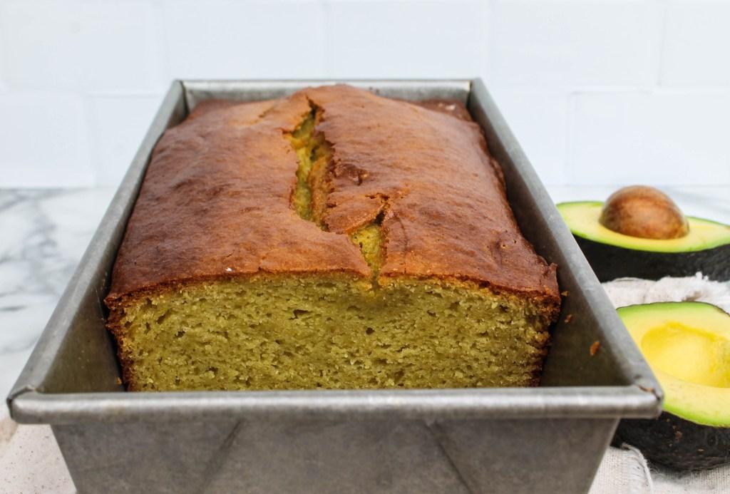 Avocado Bread Recipe