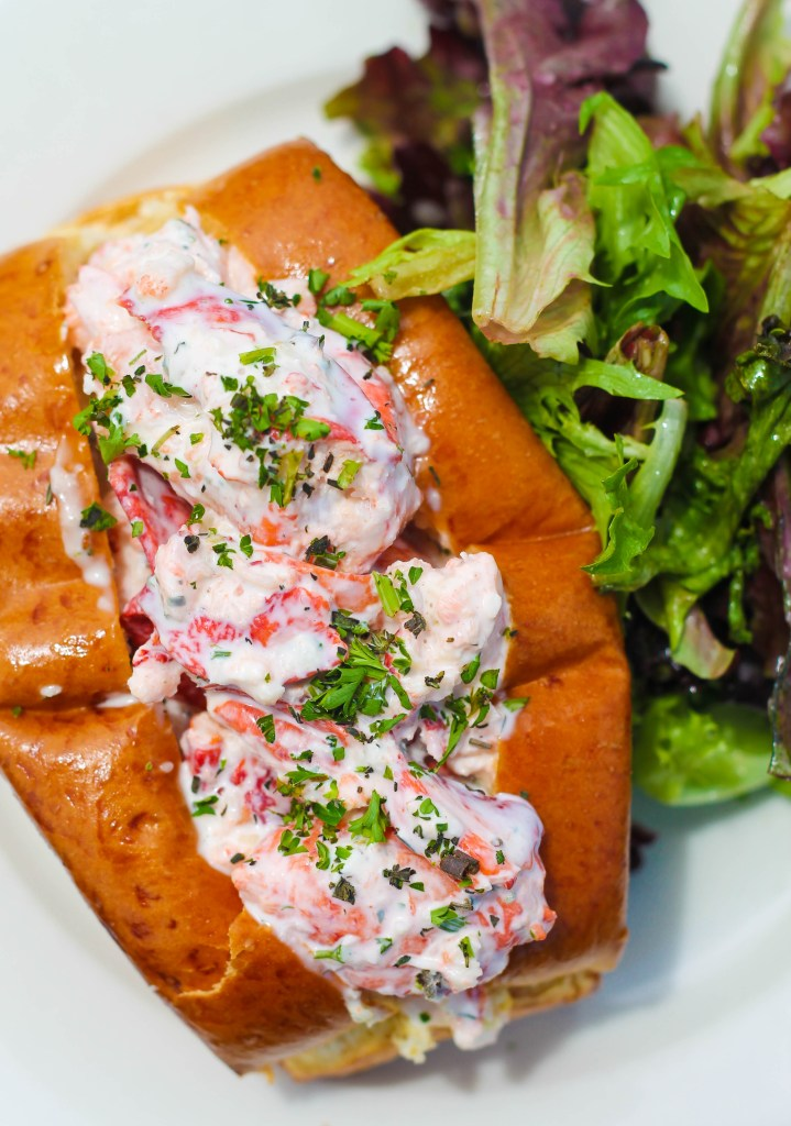 Delicious Lobster Rolls on Martha's Vineyard