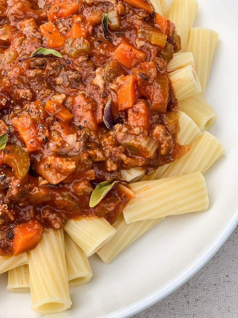 Beyond Meat Bolognese-7