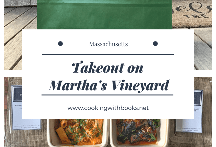 Takeout on Martha's Vineyard