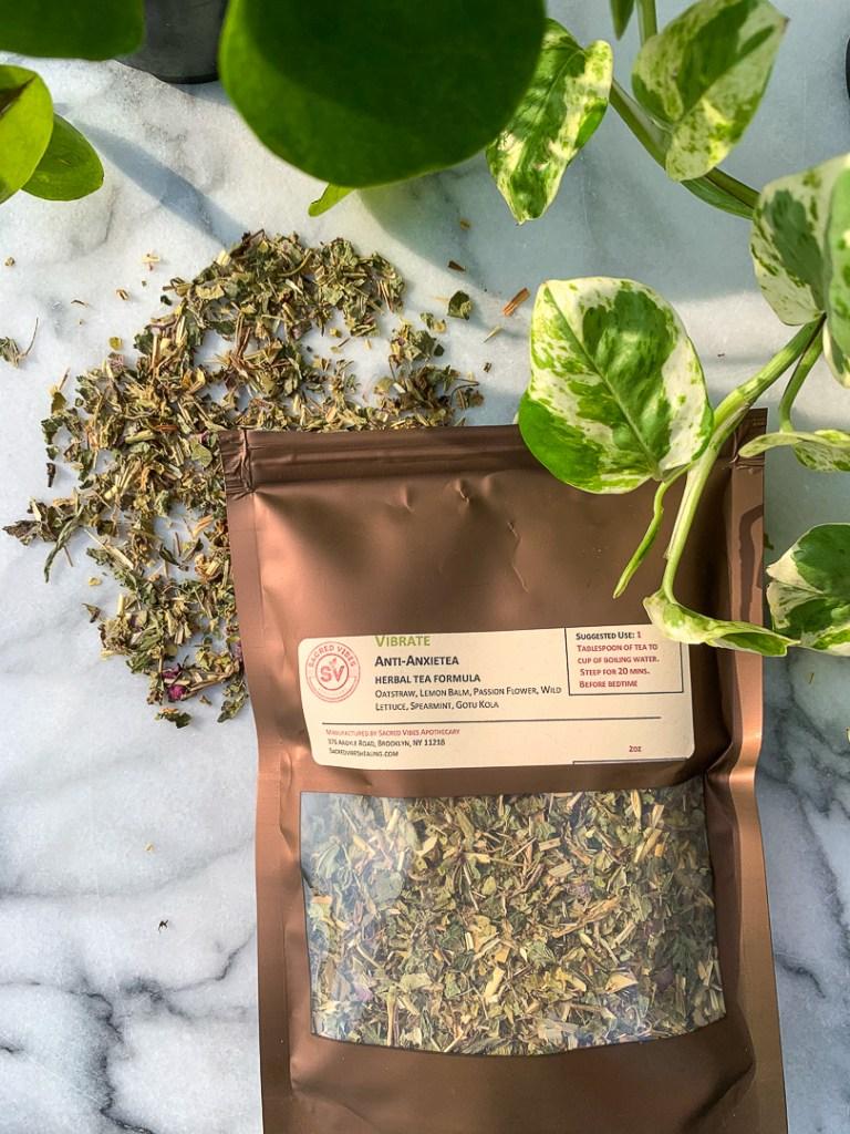 Black Owned Tea Company Sacred Vibes-9