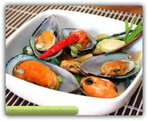 How To Cook Mussels With Coconut Milk