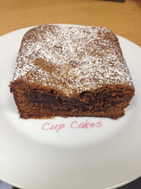 cake crousti fondant pralinoise