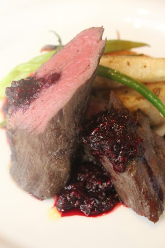 Venison special feature at Amwaj Rotana, Dubai 2
