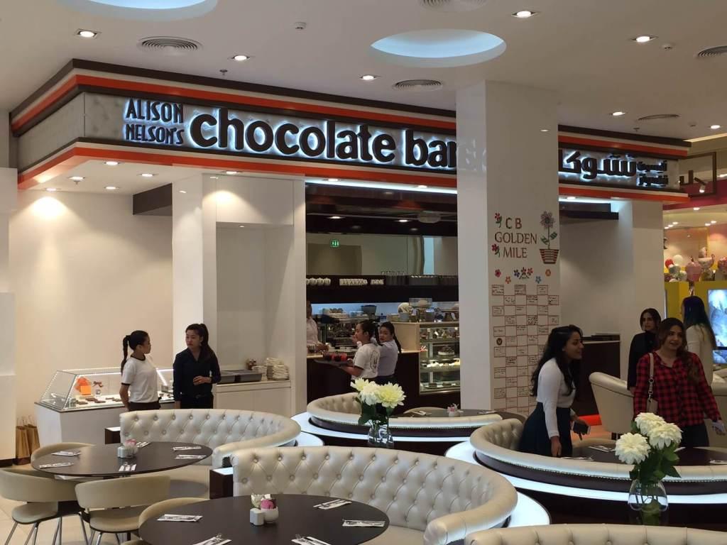 The Chocolate Bar – Palm Jumeirah
