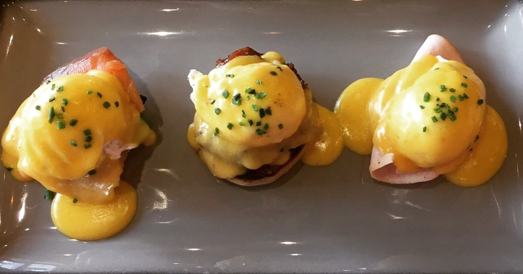Dubai's Top 10 Eggs Benedict