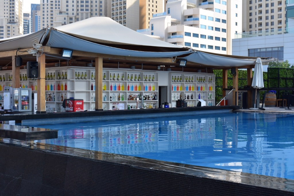 Breakfast with Pool & Beach at Doubletree by Hilton, JBR