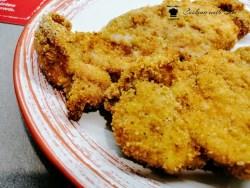 sovracosce di pollo al forno impanate