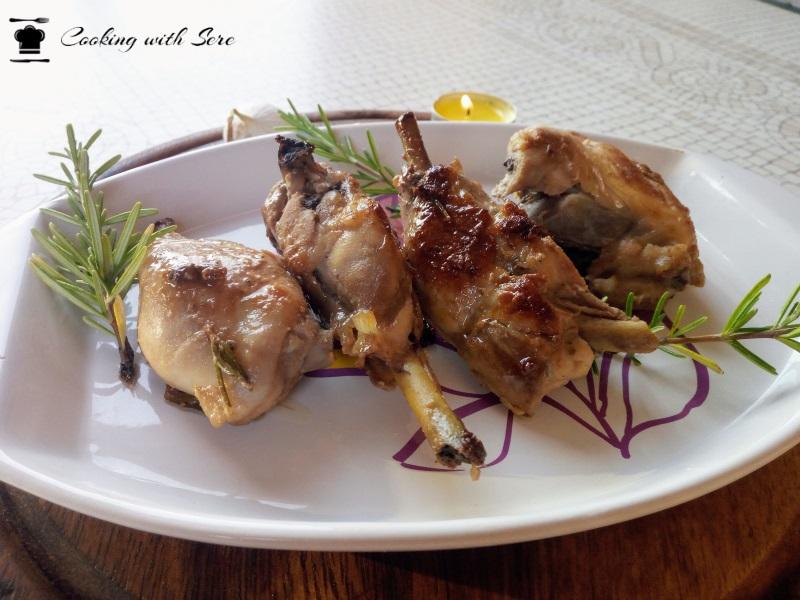 pollo alla cacciatora in bianco