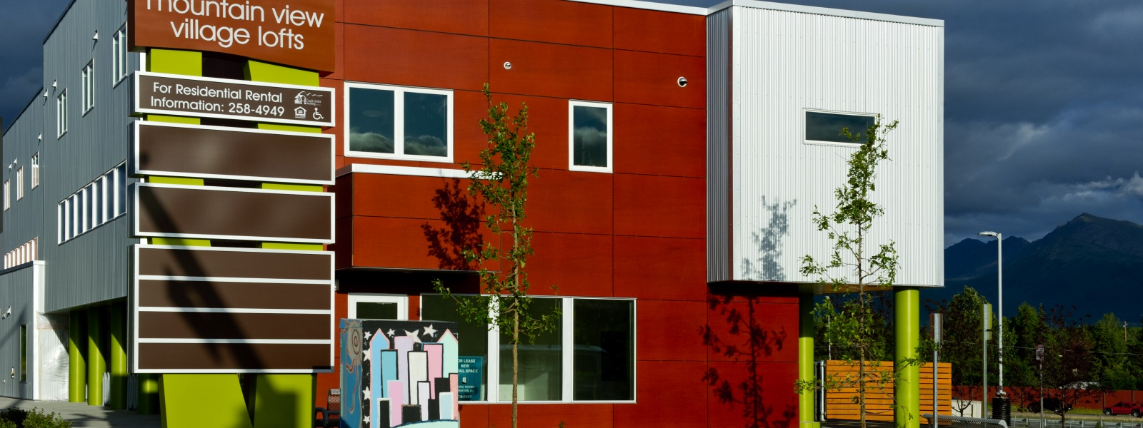 4210 Mountain View, Anchorage, 99504, ,Commercial Space,For Rent,Mountain View,1,1072