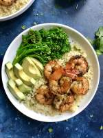 Cilantro Lime Shrimp Recipe