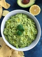 Easy Guacamole Classic recipe