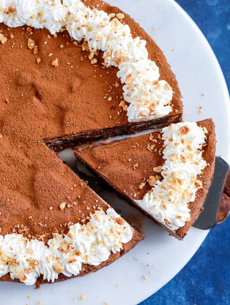 Chocolate Lazy Cake