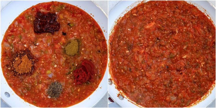 salsa sauce