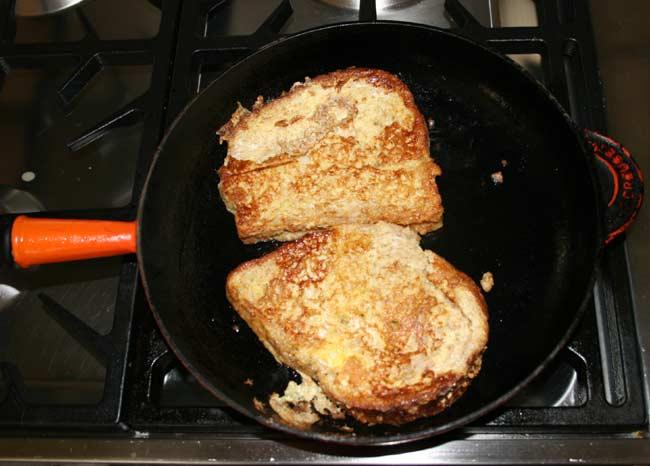Eggy bread Egg recipe