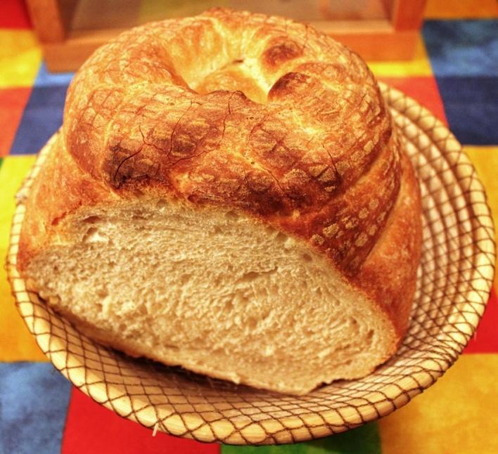 Bread With No Name British Recipe