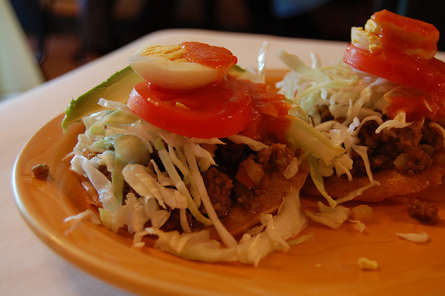 Honduran Enchiladas recipe