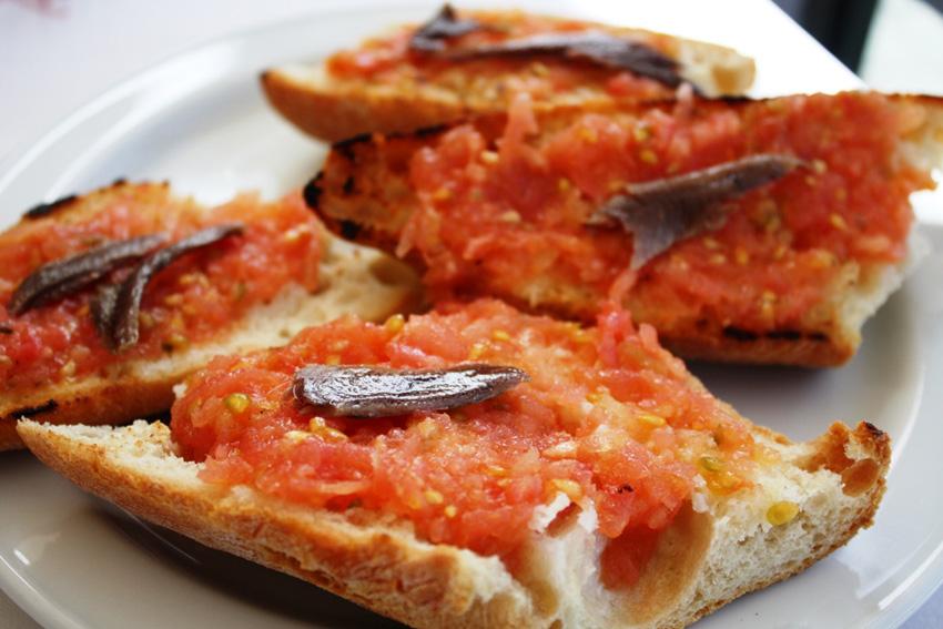 Pan Con Tomate Spanish Recipe