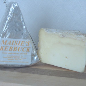 Maisies Kebbuck Cheese Suppliers Pictures Product Info