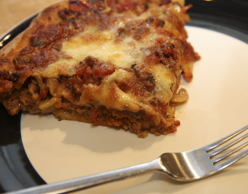 Chicago deep pan pizza pie recipe
