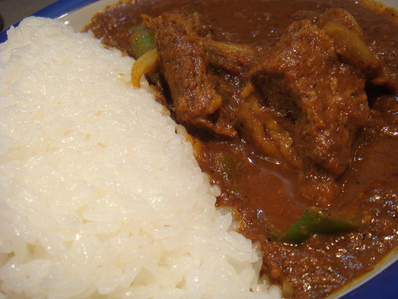 Indian beef curry recipe