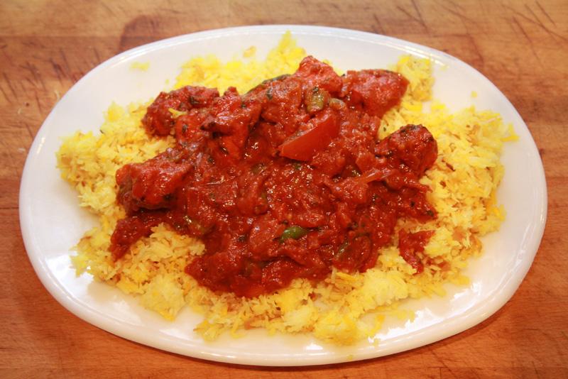 Garlic chilli chicken Indian recipe