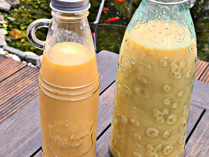 Mango-Mandarinen Likör