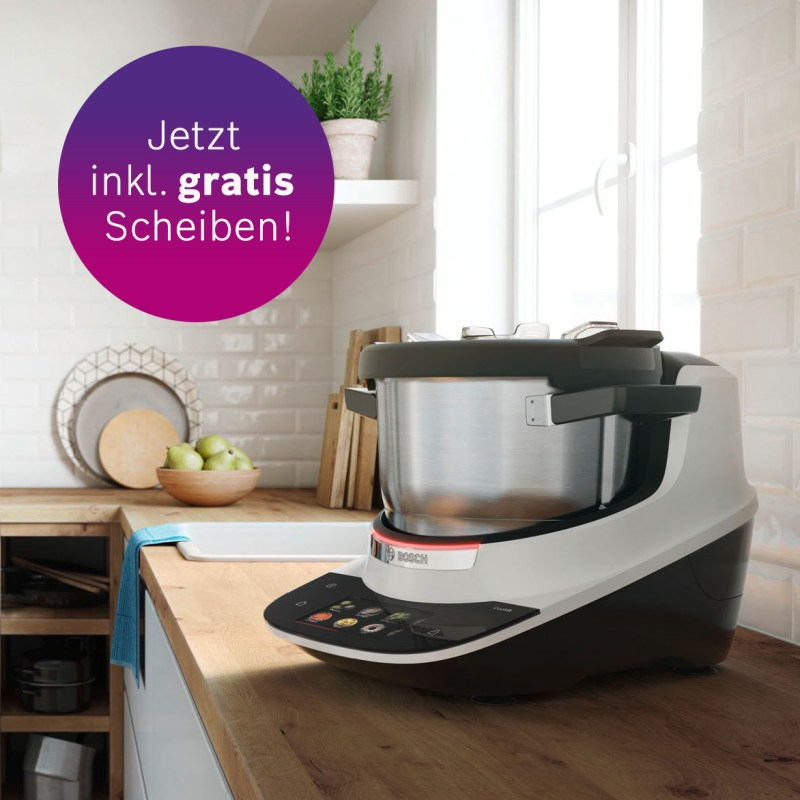 Bosch Cookit Aktion