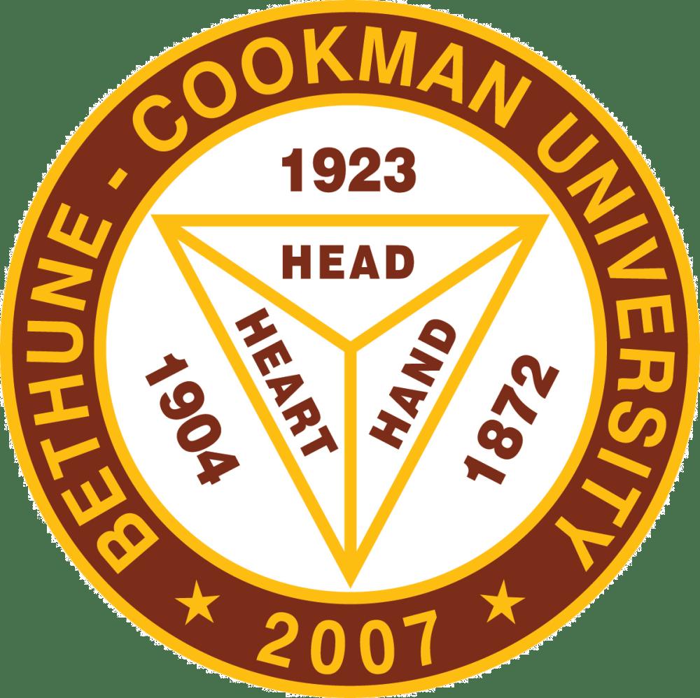 medium resolution of bethune cookman university 2007 head hand heart