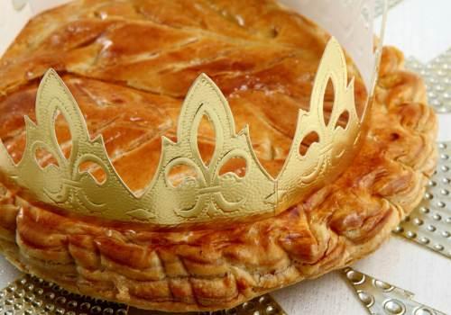 galette des rois aux épices