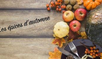 Les épices d'automne