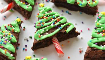 Brownies de Noël