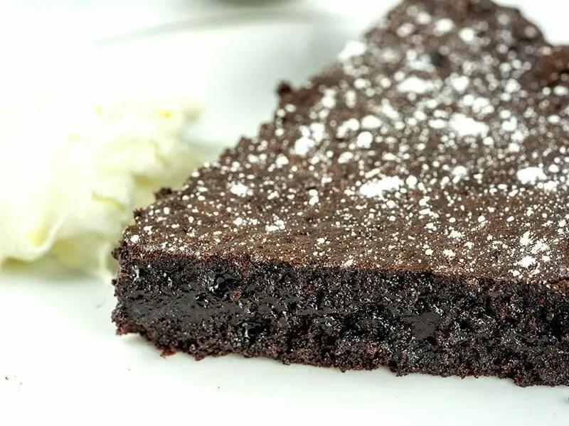 kladdkaka gateau au chocolat suedois au thermomix