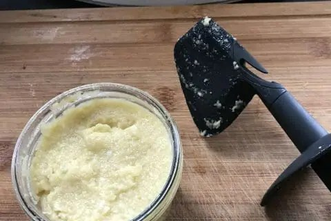 pate d ail au thermomix