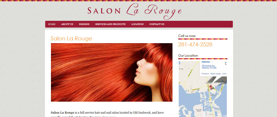 hair-salon-website-design