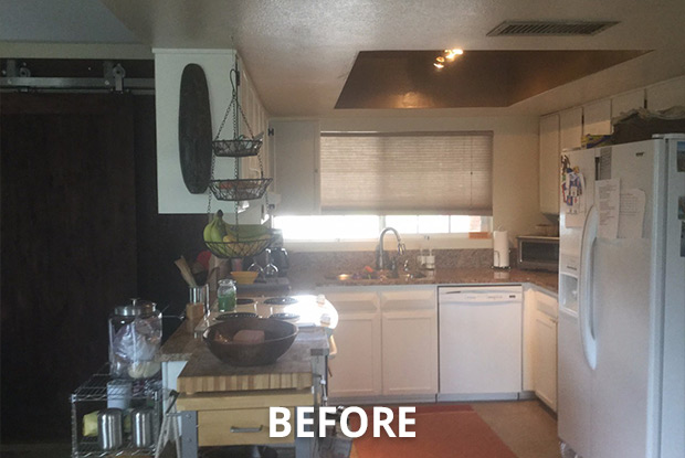 Phoenix Home Remodeling  Before  After  Cook Remodeling